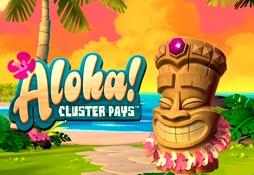 Aloha cluster pays bonus review slot free spins jackpot online casino