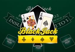 Blackjack casino table games play'n go
