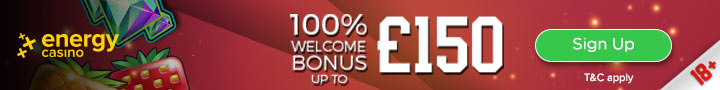 Bonus welcome offer promotion energy casino spotoncasinos