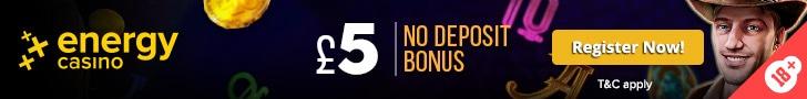 Bonus welcome offer promotion energy casino spotoncasinos