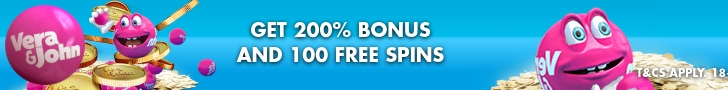 Vera John Spotoncasinos offer