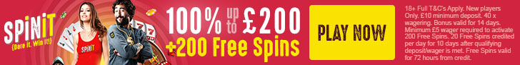 Spinit-casino-free-spins-bonus-offer welcome promotion - mobile casino
