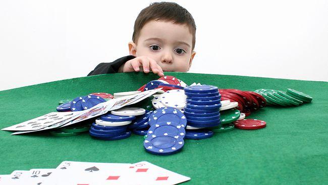 young gambler