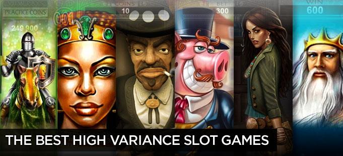 high variance game