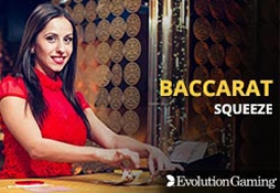 Squeeze Baccarat