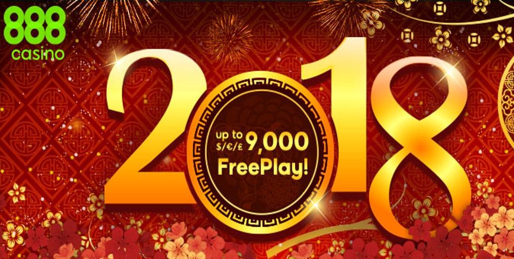 888 Chinese New Year