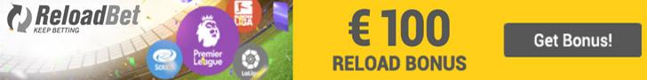 Reloadbet Promotion Bonus