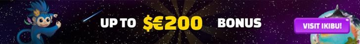 Ikubi Casino Bonus 300