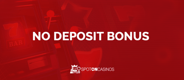 No Deposit Bonus Here